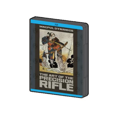Art of Precision Rifle, Blu-ray Disc Set (HD)