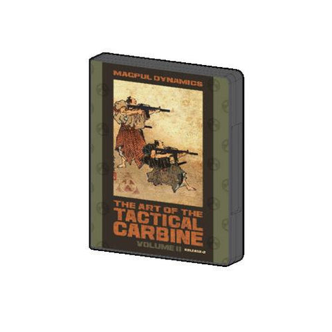 Art of Tactical Carbine Vol. II 2nd Edition, 4-Disc DVD Set