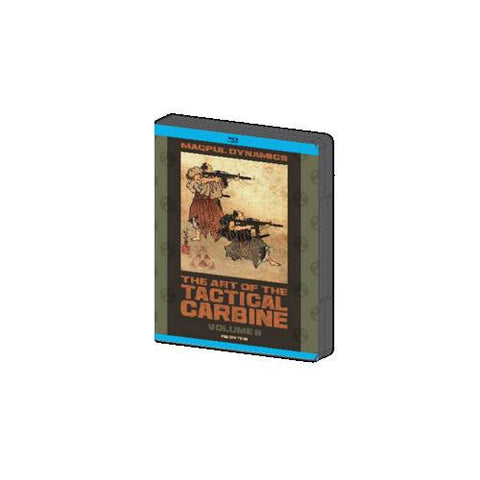 Art of Tactical Carbine Vol. II 2nd Edition, Blu-ray Disc Set (HD)