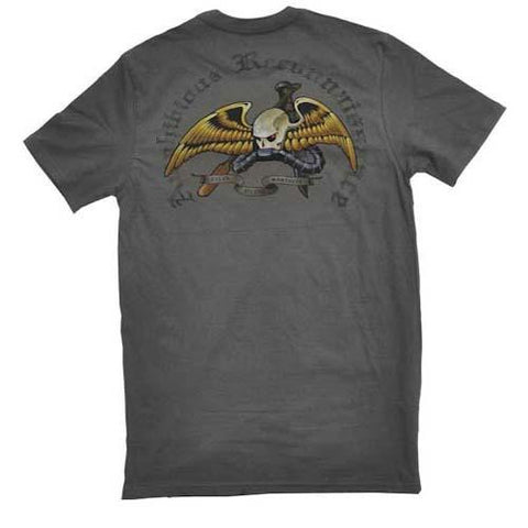 Amphibious Recon T-Shirt, Grey, Small