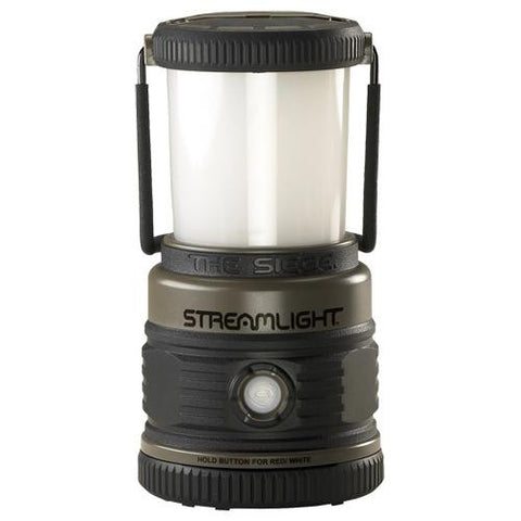 The Siege Lantern, (3)D batteries - Coyote