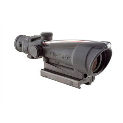 ACOG 3.5x35, Dual Illuminated Red Chevron .223 Ballistic Reticle w- TA51 Mount