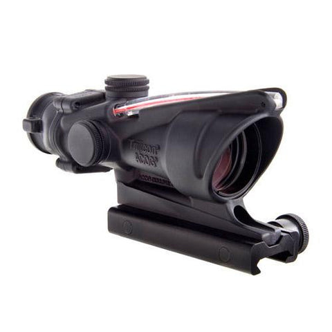 ACOG 4x32, Dual Illuminated Red Horsehoe-Dot .223 Ballistic Reticle w- TA51 Mount