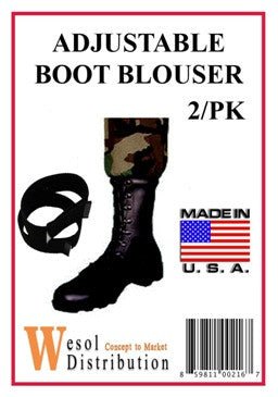 Adjustable Boot Blouser Pants Stay