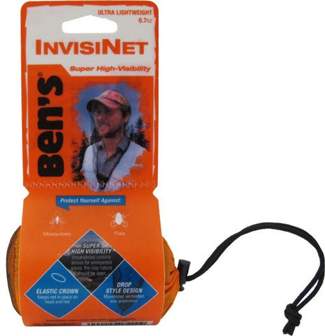 Ben's Head Net Mosquito Pest Face Netting Cover