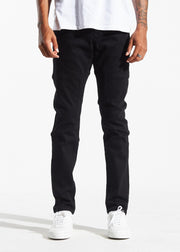 Crysp Rockwell Black Denim