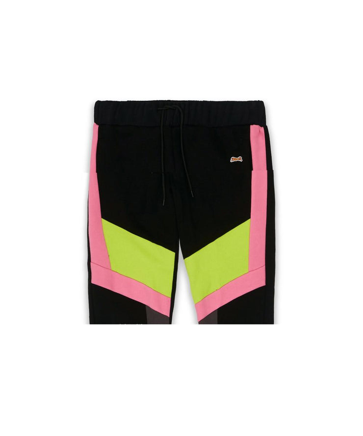 Le Tigre Booster Shorts (Pink/Black)