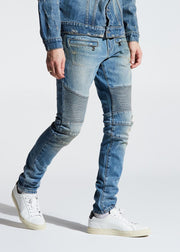 Embellish Brady Biker Denim