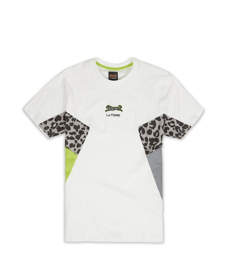 Le Tigre Reflective Wings Tee