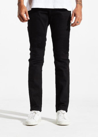 Embellish Spencer Standard Denim (Black)