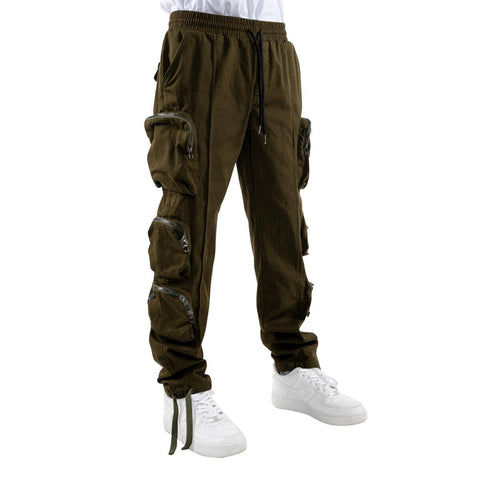 Eptm Field Cargo Pants (Olive)