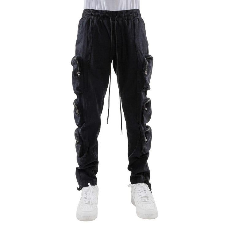 Eptm Field Cargo Pants (Black)