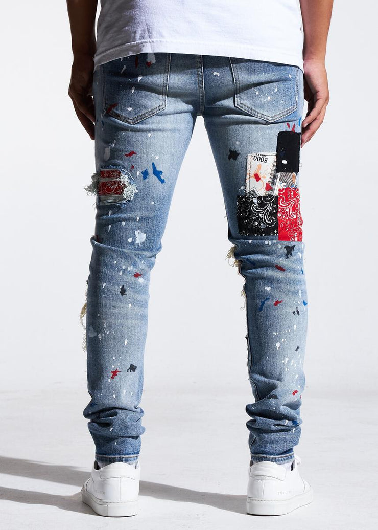 Embellish Rebel Denim