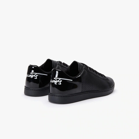 Lacoste Black Sneakers Carnaby Evo