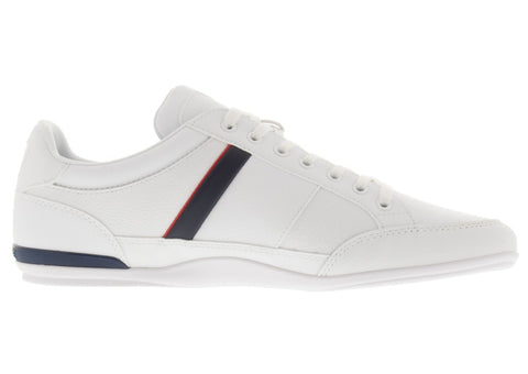 Lacoste white red navy Sneakers Chaymon