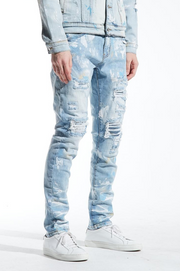 Embellish Hasting Rip & Repair Denim