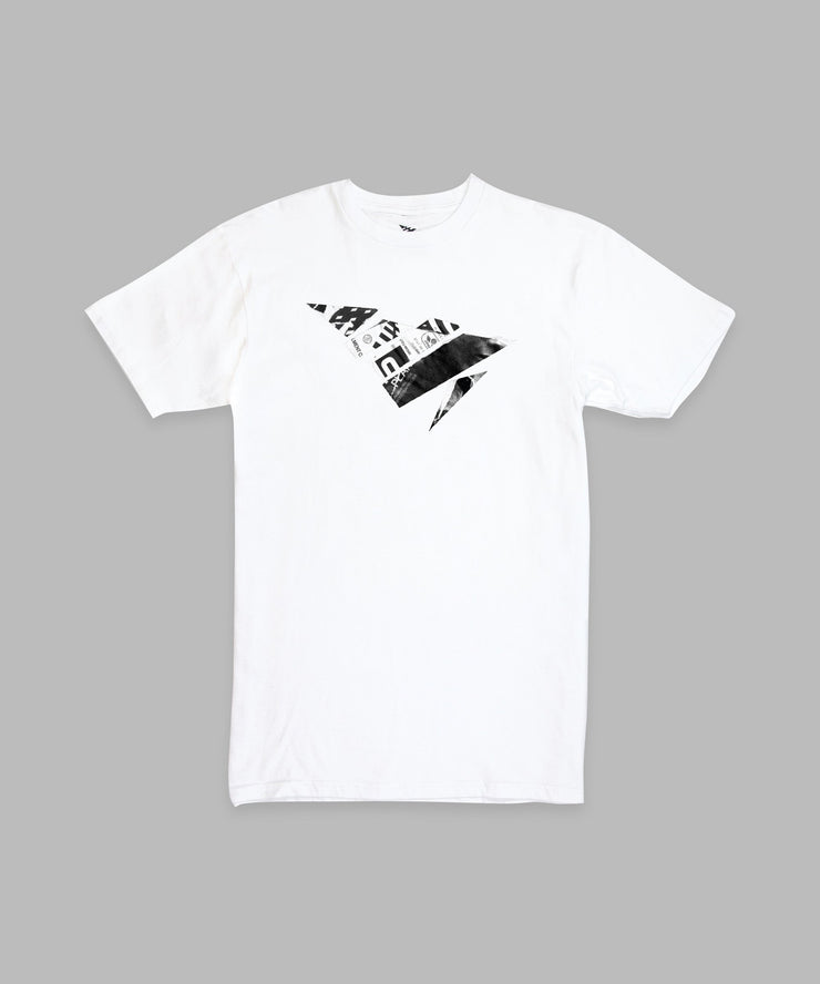 Paper Planes Inspirational Airways Tee White