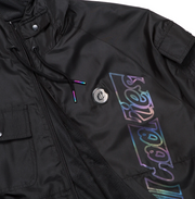 Cookies Hologram Brushed Windbreaker Hooded Jacket