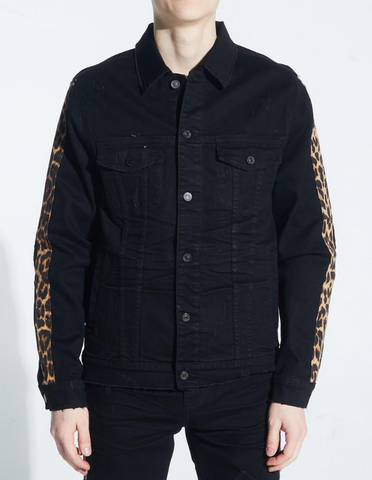 Embellish Bower Denim Jacket