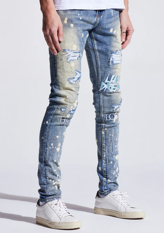 Embellish Lucid Denim