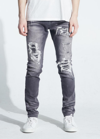Embellish Dale Rip & Repair Denim