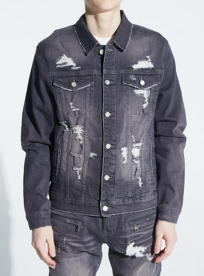 Embellish Dale Denim Jacket