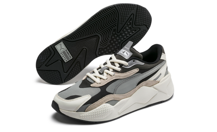 Puma RS-X3 Limestone/Whisper White