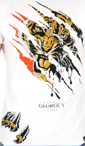 George V Paris Paris Avenue (White)