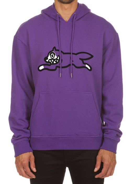Icecream Dog Hoodie (Purple)