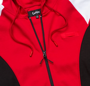 Cookies Pylon Zip Hoodie (Red/White)
