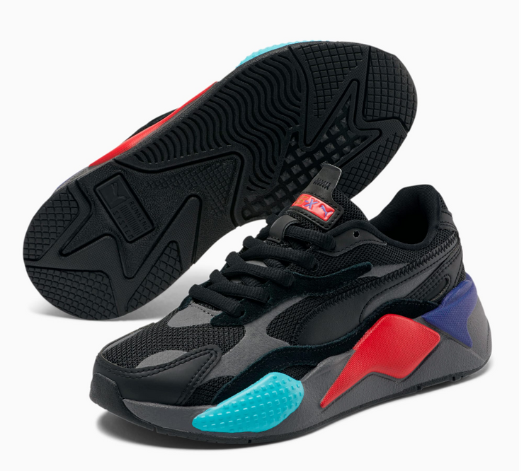 Puma RS-X³ Puzzle Sneakers JR (Kids)
