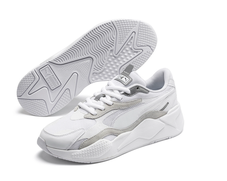 Puma RS-X3 White Puzzle Men&