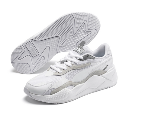 Puma RS-X3 White Puzzle Men's Sneakers