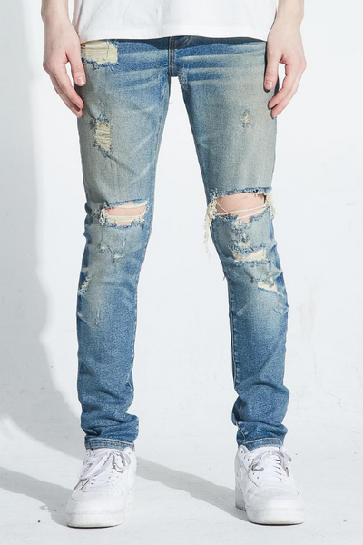 Crysp Kenseth Denim