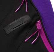 Cookies Pylon Colorblocked Sweatpants (Black/Purple)