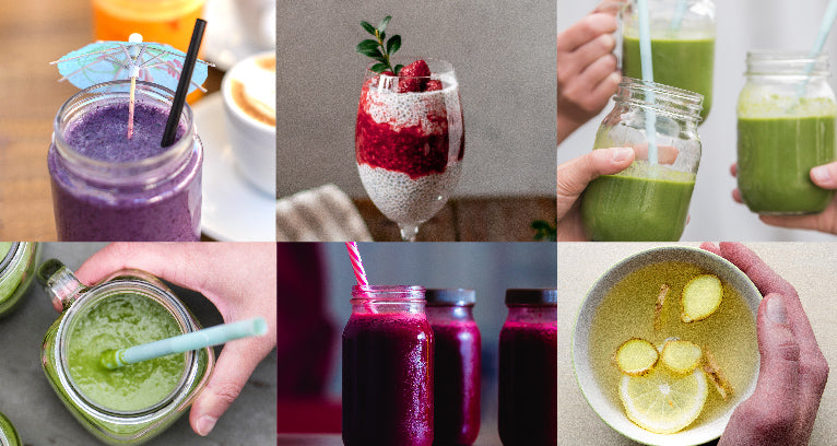 20+ Detox Drinks to Improve Your Health