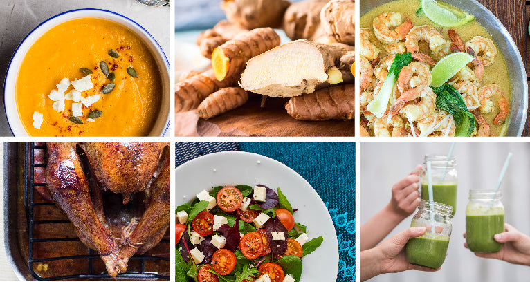 5 Ginger-Packed Recipes to Boost Antioxidant and Anti-Inflammatory Levels
