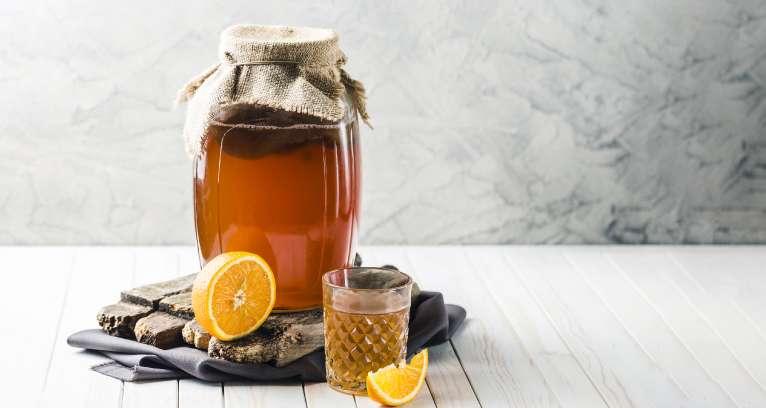 Kickin' it with Kombucha - What You Need to Know About Everyone's Favorite New Brew