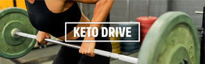 Zhou Nutrition Keto Drive Collection