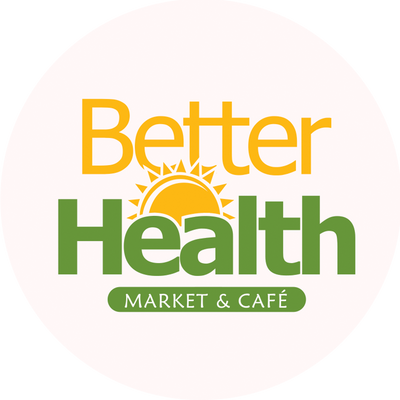 Better Health Market & Cafe Logo
