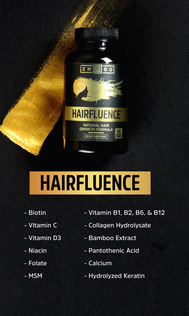 Hairfluence Ingredients