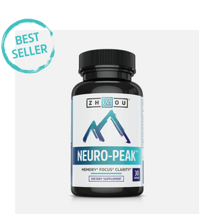 Zhou Nutrition Best Selling Products Neuro-Peak