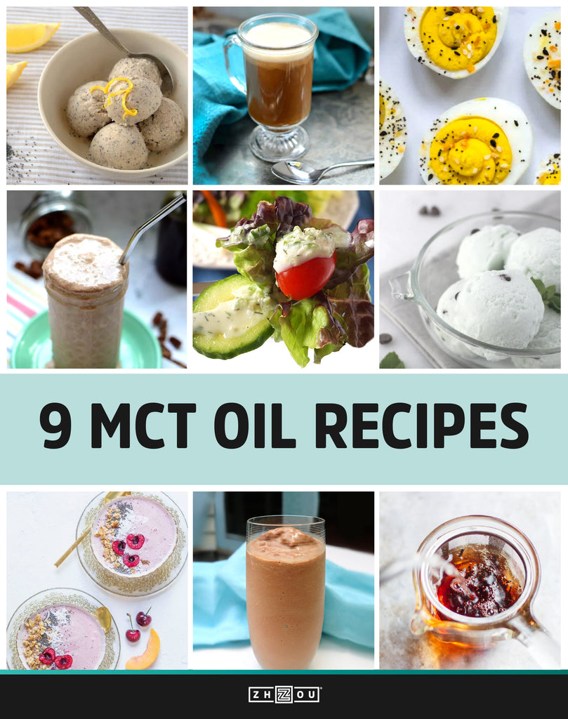 9 MCT Oil Recipes