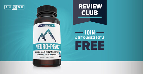 Free Neuro-Peak Bottle Offer