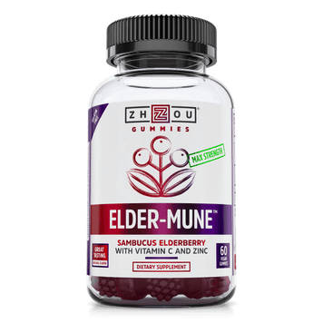 Elder-Mune Elderberry Gummies