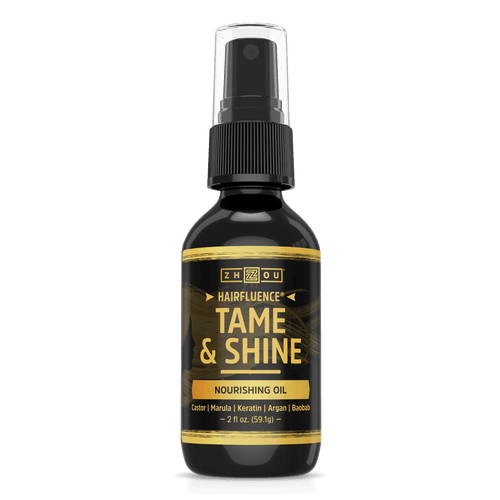 Hairfluence Tame & Shine Nourishing Hair Oil
