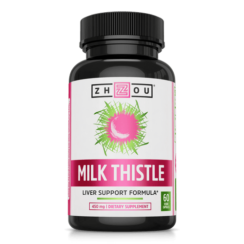 Zhou Nutrition Milk Thistle