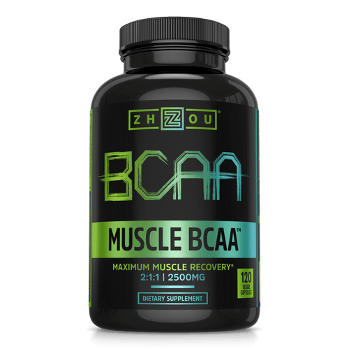 Zhou Nutrition Muscle BCAA Supplement