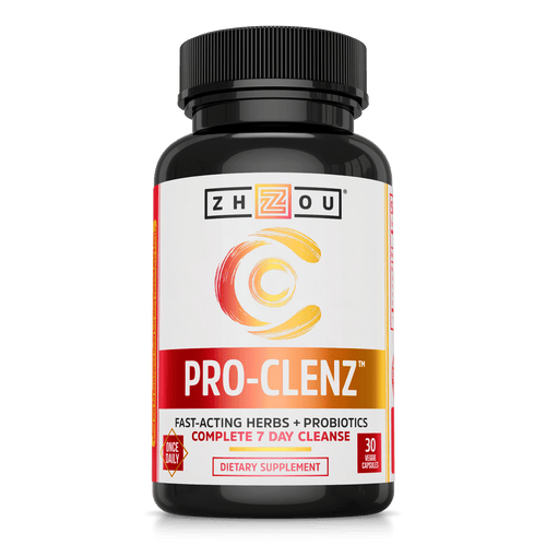 Zhou Nutrition Pro-Clenz 7 Day Colon Cleanse Detox