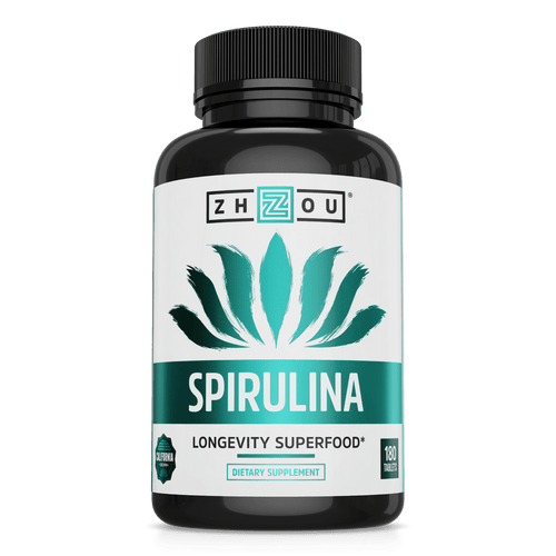 Highest Quality Spirulina from Zhou Nutrition